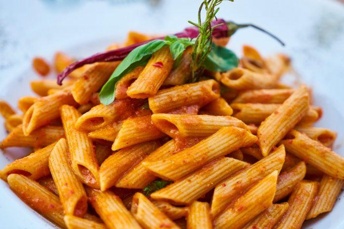 pasta snelle maaltijd