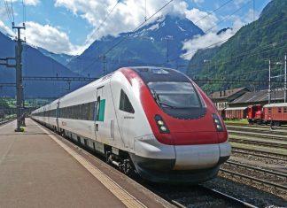 trein reizen