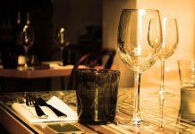 Verlichting restaurant