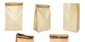 papieren tas collectie