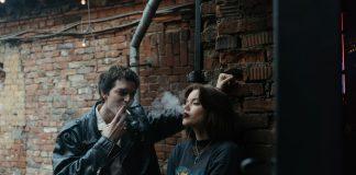 mensen aan het roken