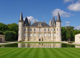 kasteel in bordeaux