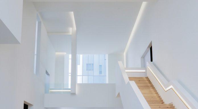 ledverlichting in een trap
